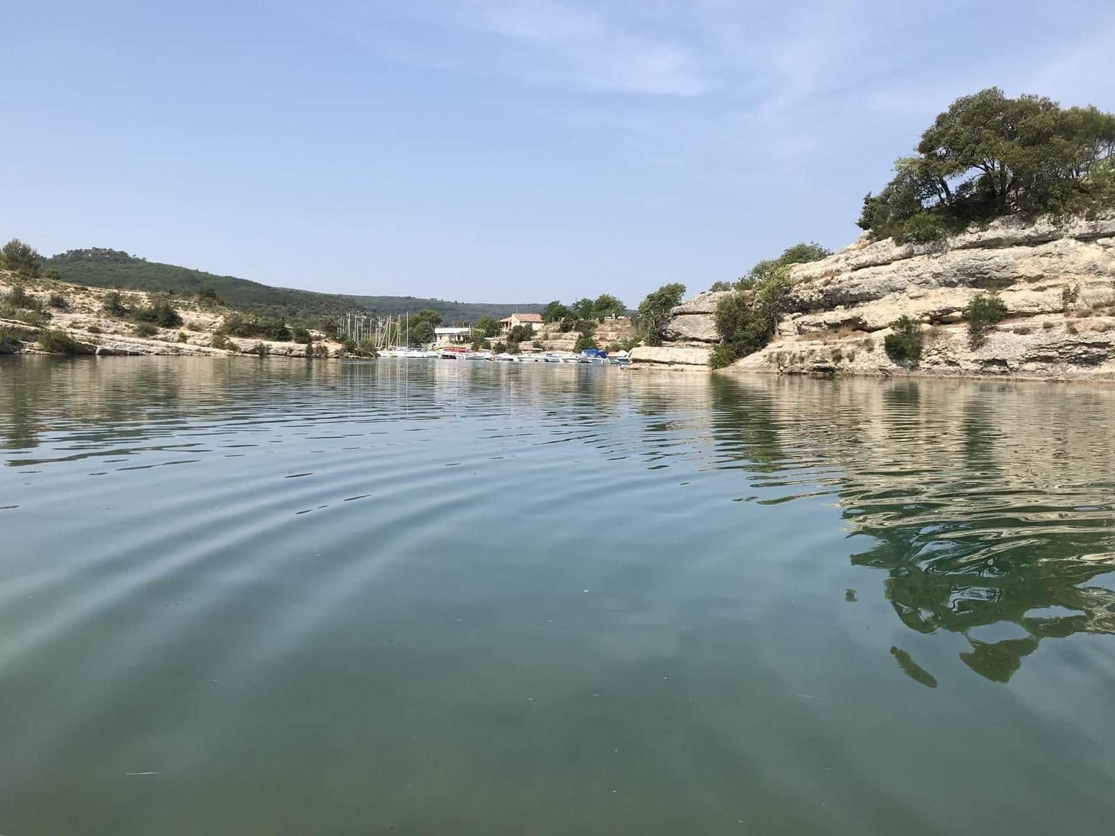 Randonnée Gorges du Verdon : Le sentier botanique d'Esparron