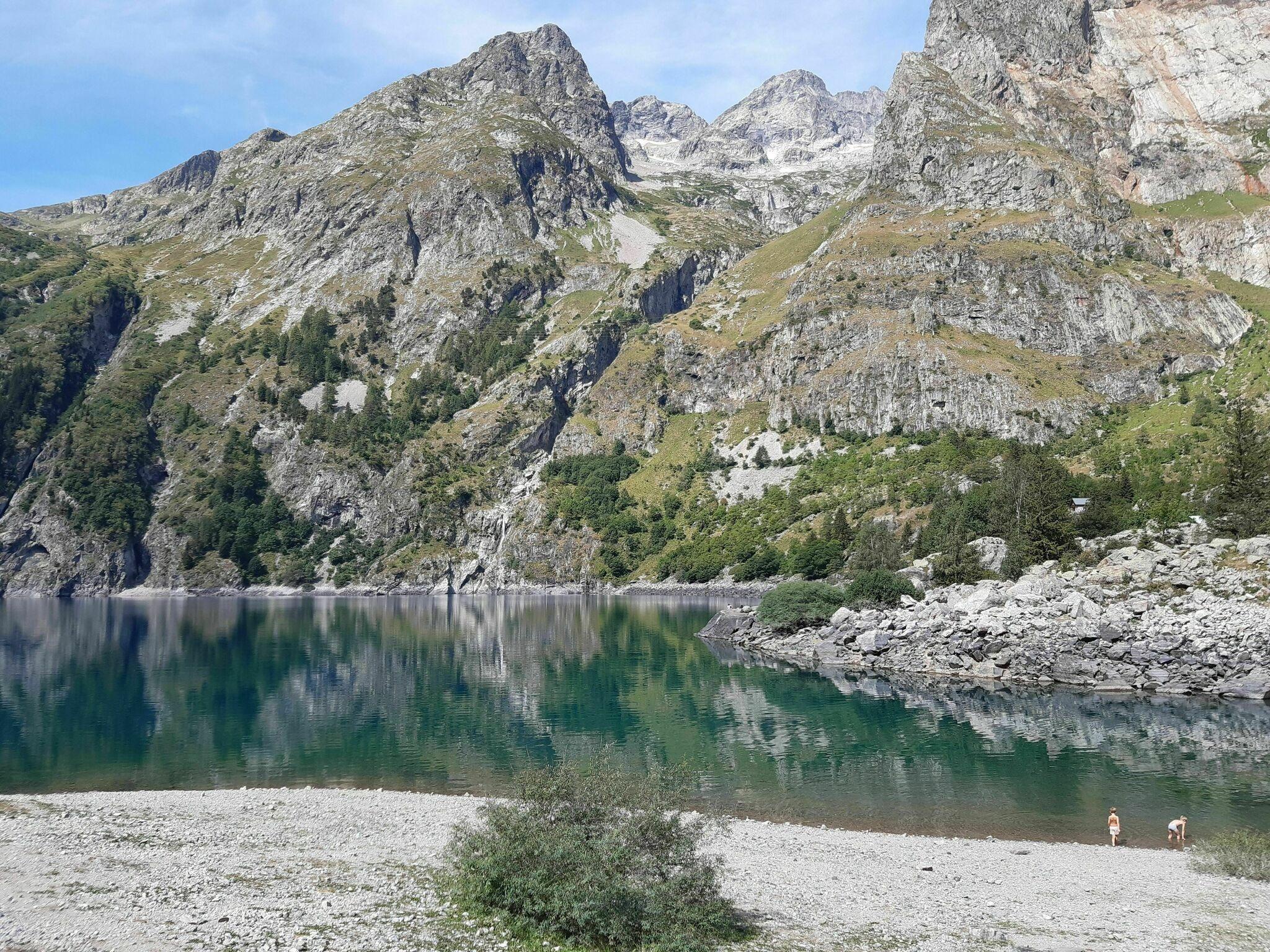 Randonnée Grenoble : Le lac du Lauvitel