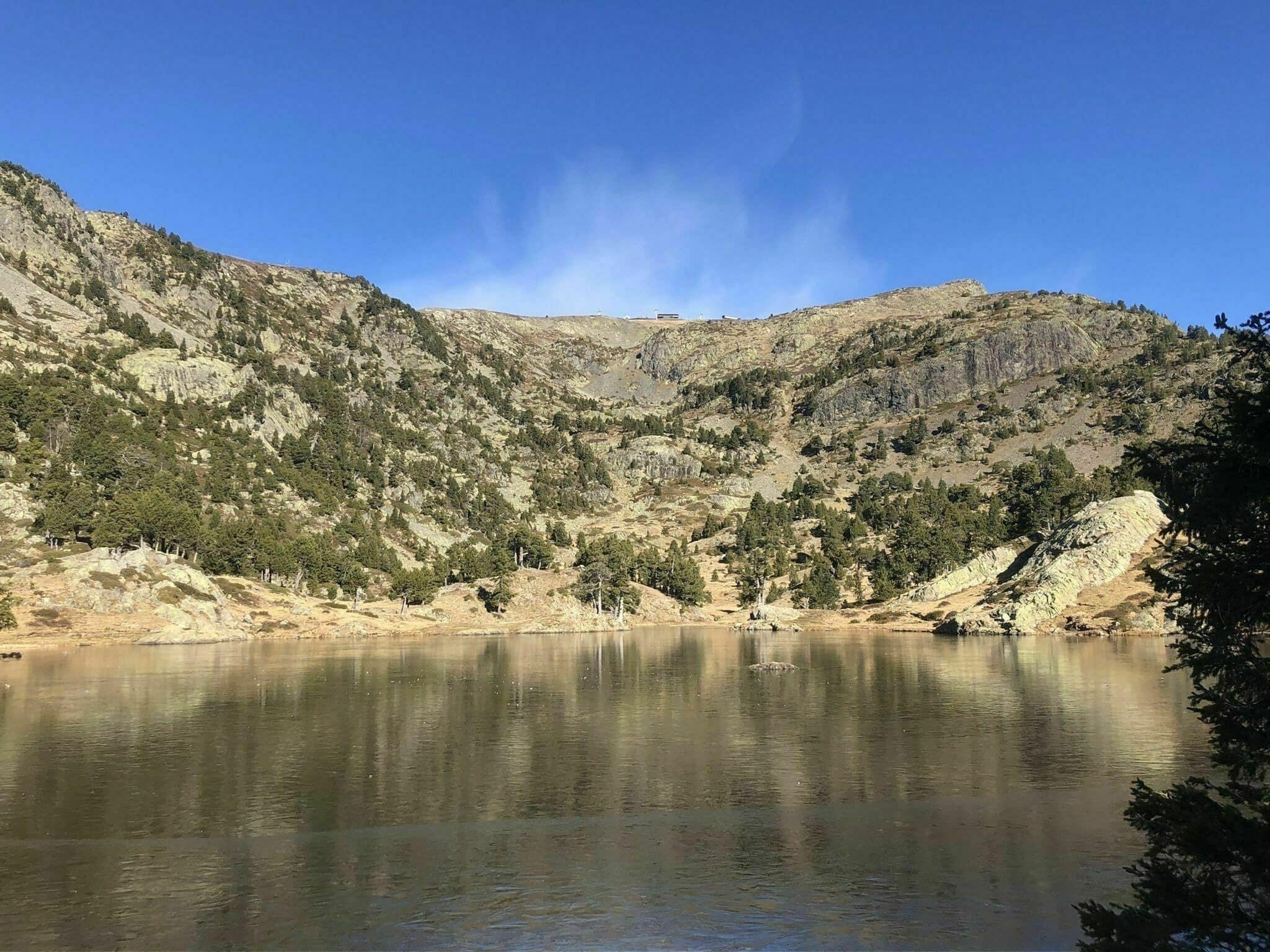 Randonnée Grenoble : Le lac Achard, le col de Trois Fontaines et la croix de Chamrousse