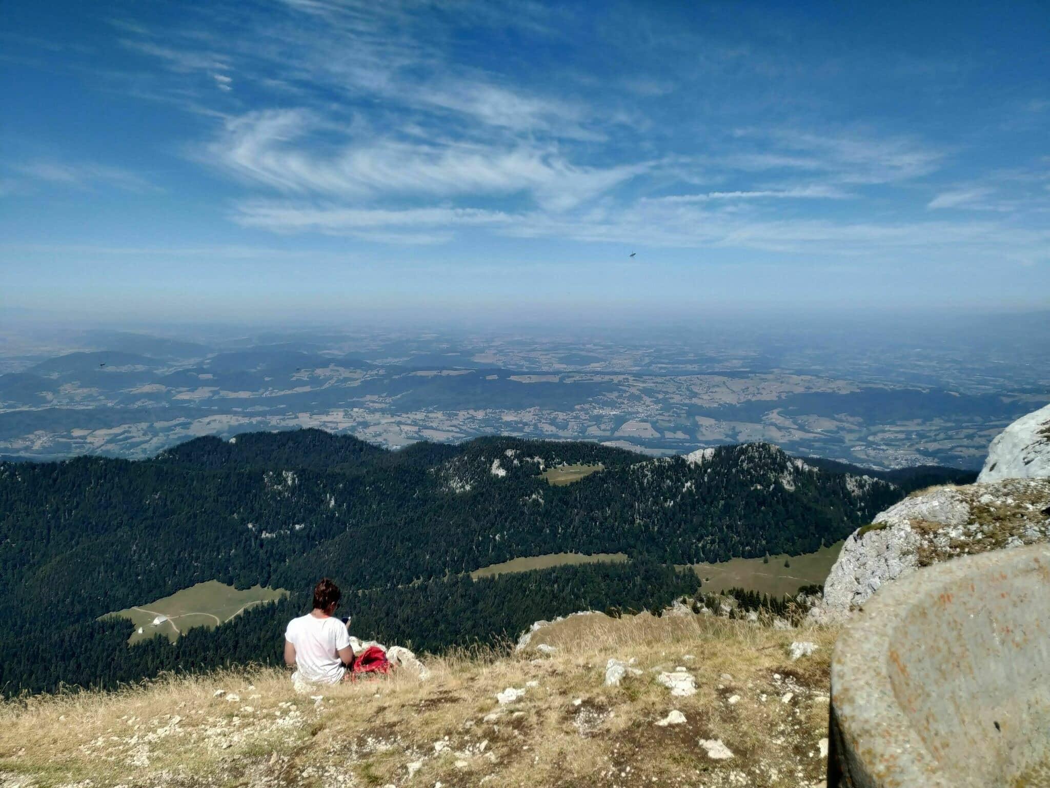 Randonnée Grenoble : Le Grand Som et la Grande Chartreuse