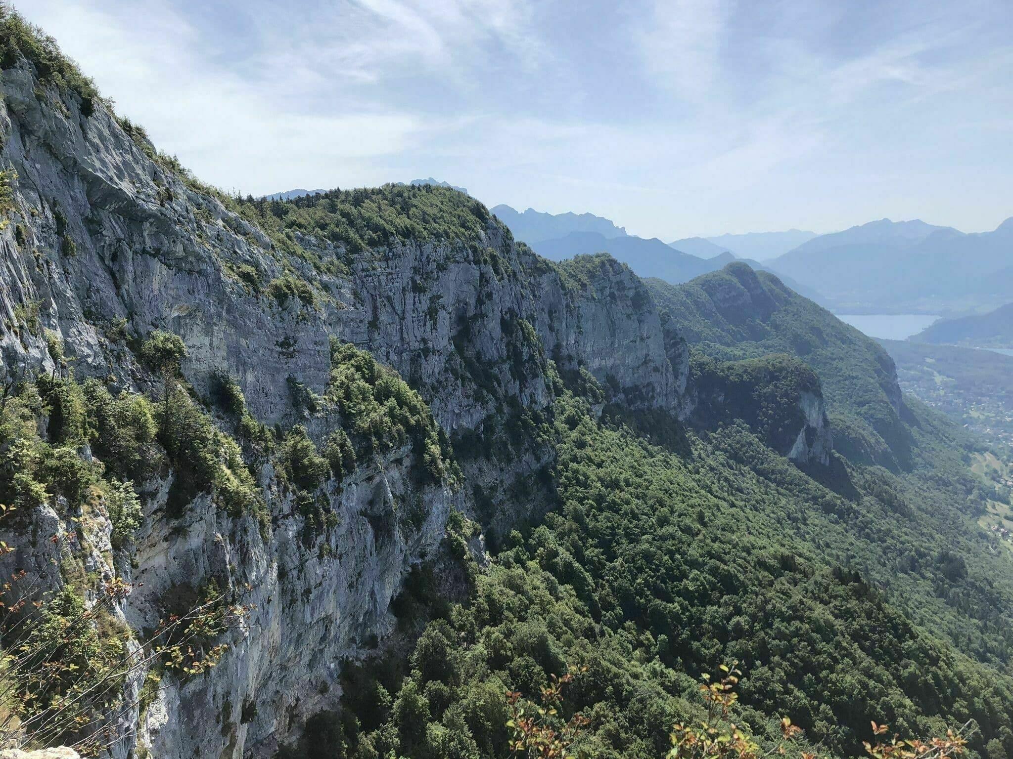 Randonnée haute savoie : Du bois Jettaz au mont Veyrier