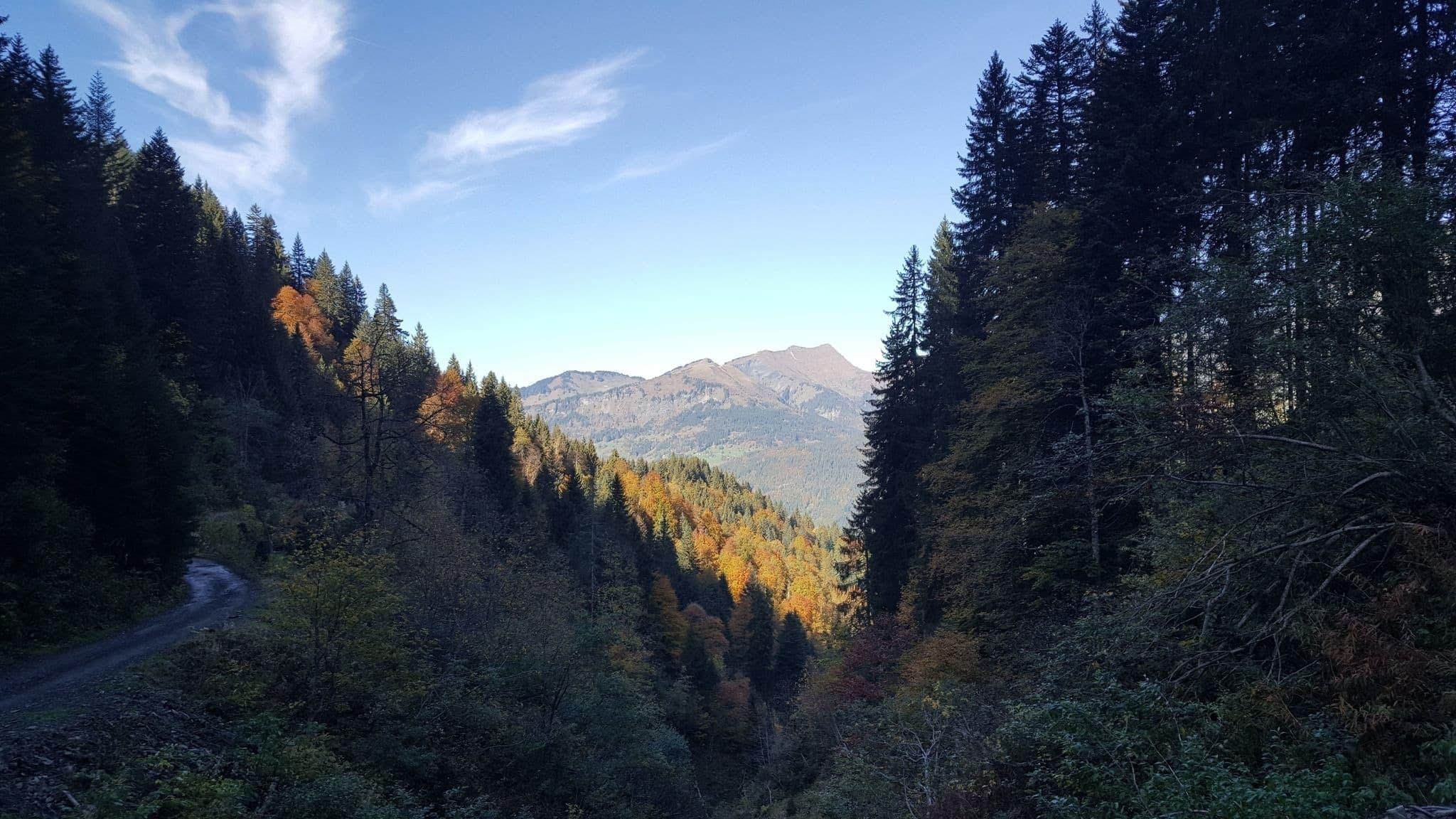 Randonnée haute savoie : Le lac de Gers depuis Samoëns