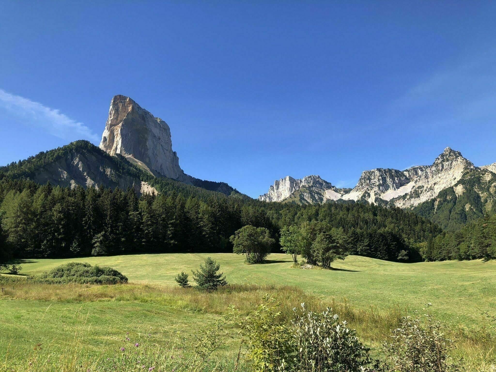Randonnée Vercors : Le tour du Mont Aiguille