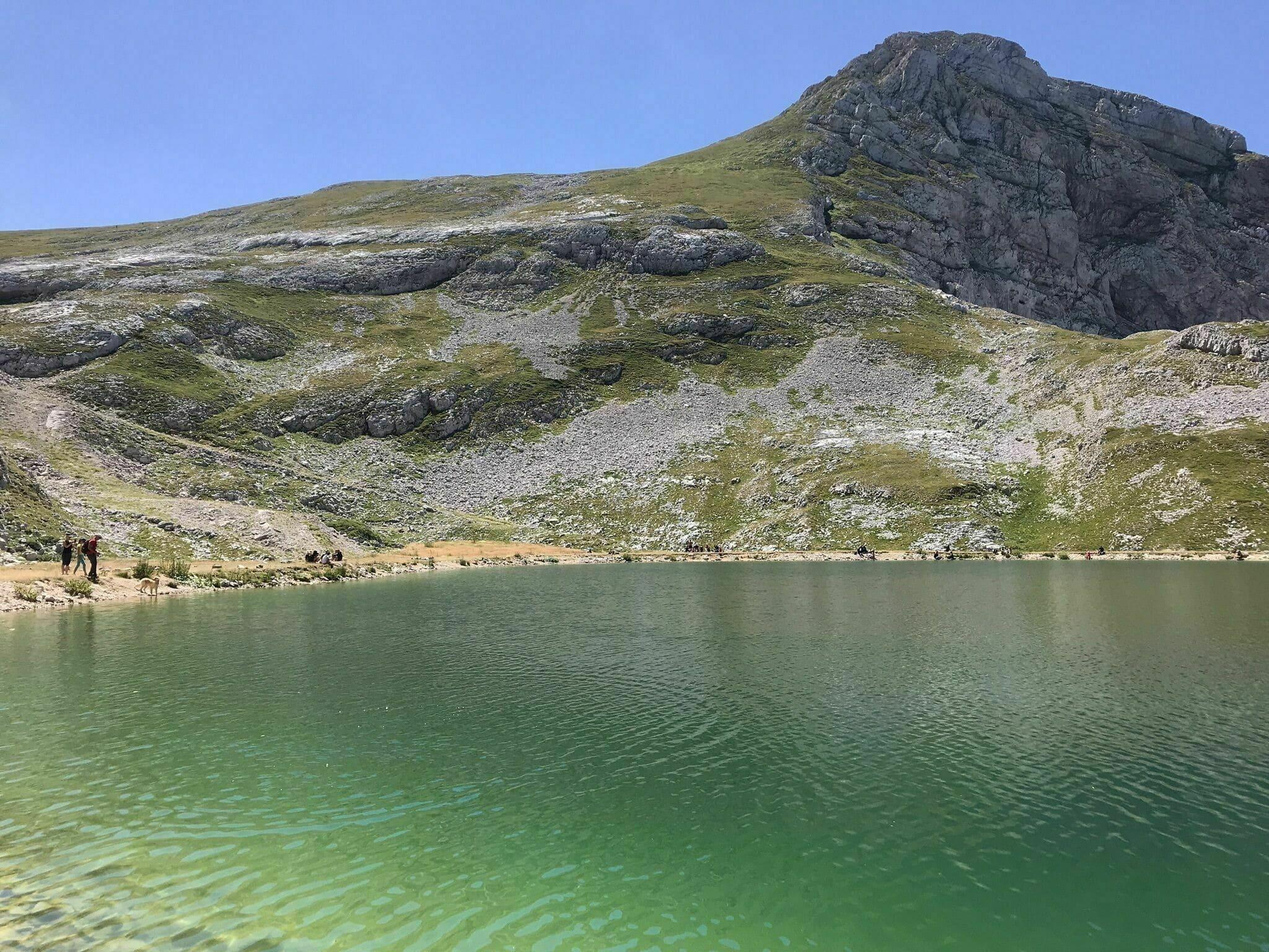 Randonnée Vercors : Le lac de la Moucherolle via la télécabine Côte 2000
