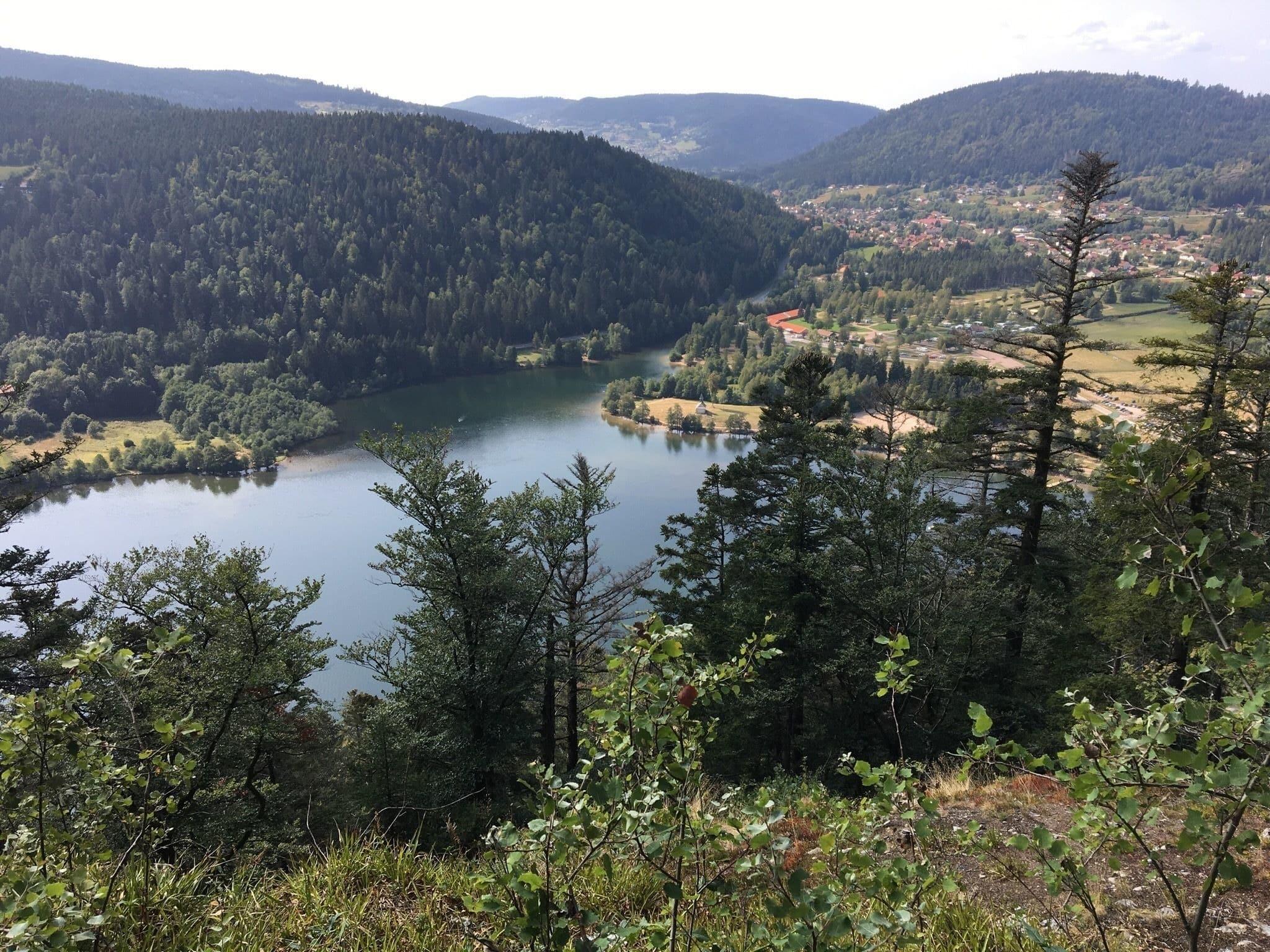 Lac de Longemer et de Retournemer