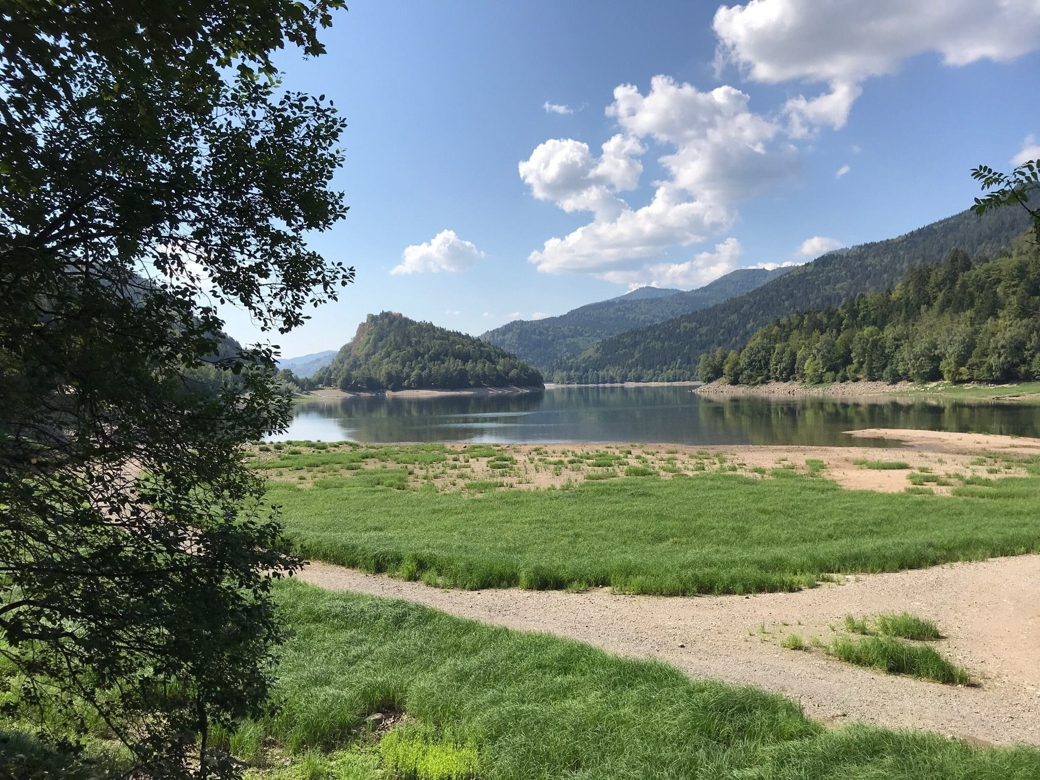 Randonnée Vosges : Le lac de Kruth-Wildenstein