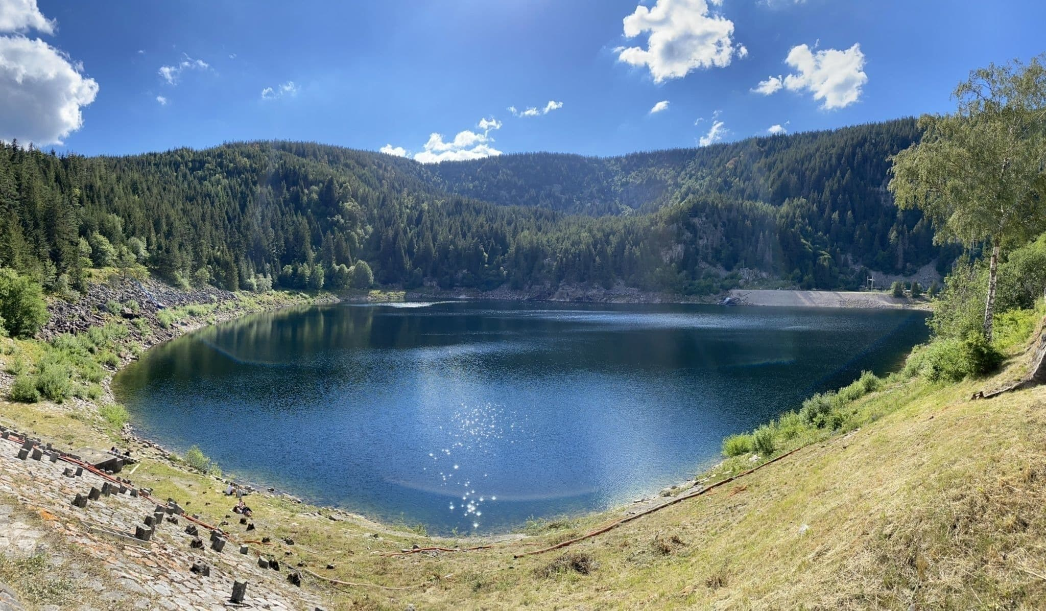 Randonnée Vosges : La randonnée des trois lacs