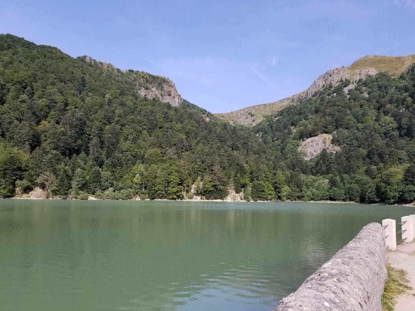 Randonnée Vosges : Le lac de Schiessrothried et Le Hohneck