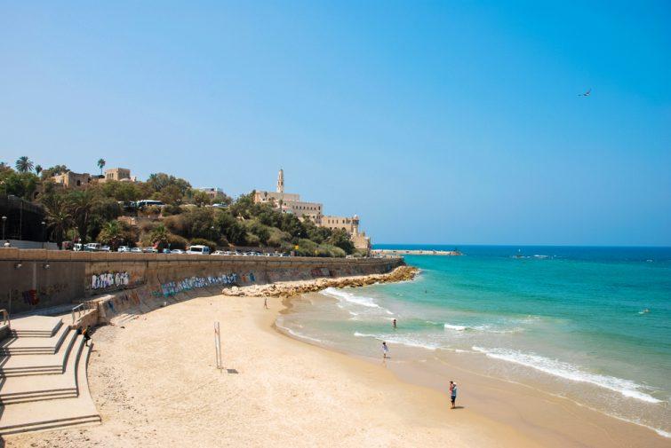 Gordon beach Tel Aviv