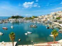 Louer un bateau à Athènes