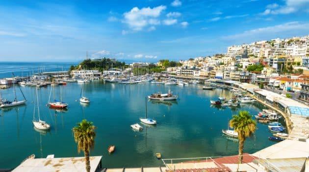 Location de bateau à Athènes : comment faire et où ?