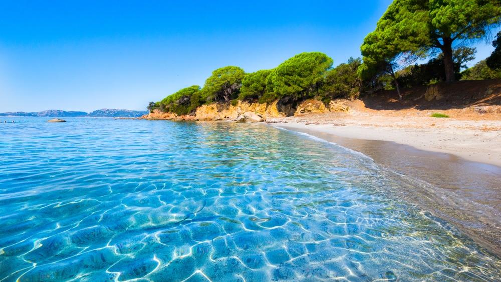 Un site naturel protégé - Visiter plage Palombaggia