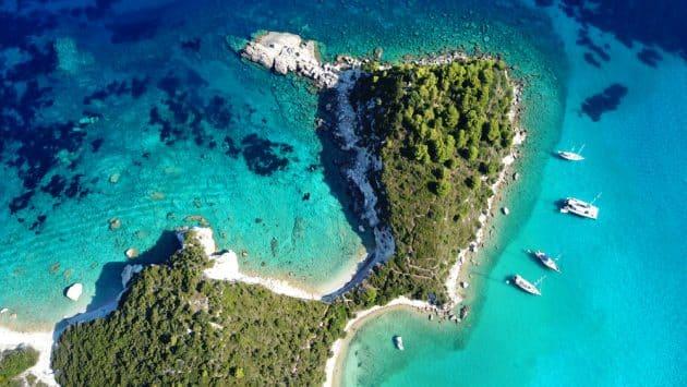 Croisière à Paxos et Antipaxos, les merveilles des îles Ioniennes