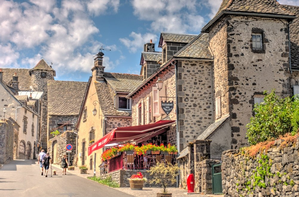 Salers - Auvergne fromage