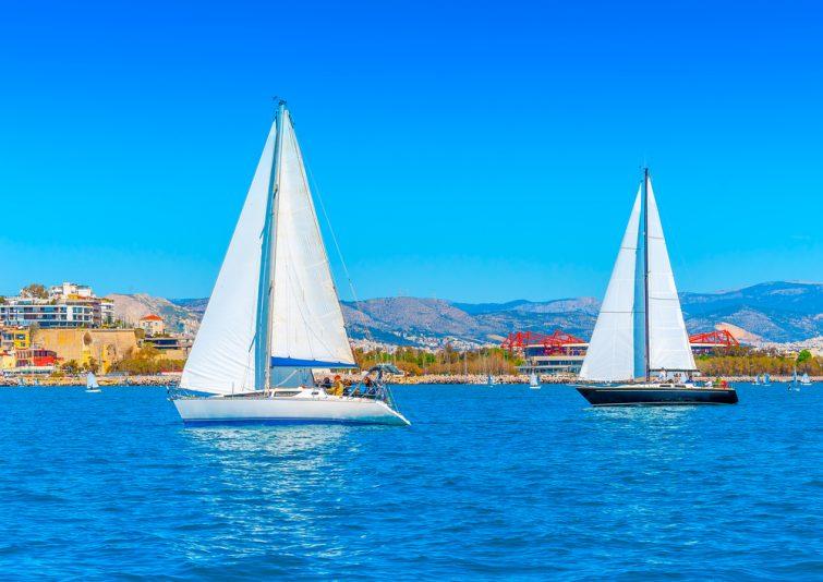 location bateau Athènes
