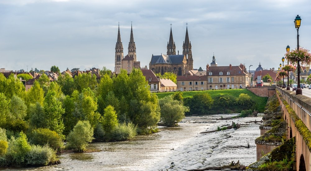 Moulins - Auvergne fromage