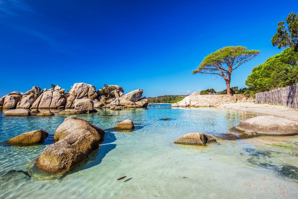 Histoire de la péninsule - Visiter plage Palombaggia