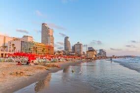 Les 10 plus belles plages de Tel Aviv