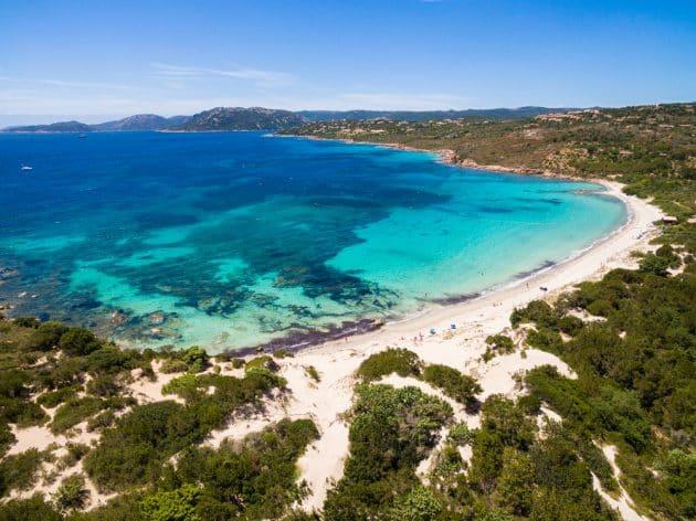 Visiter la plage de Palombaggia
