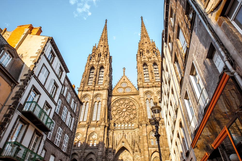 Clermont Ferrand - Auvergne fromage