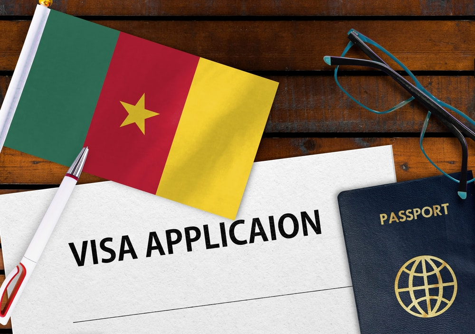 Obtenir son visa pour le Cameroun