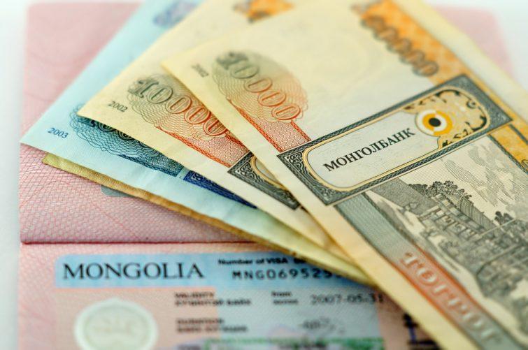 Visa pour la Mongolie