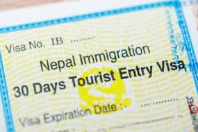 Obtenir son visa pour le Népal