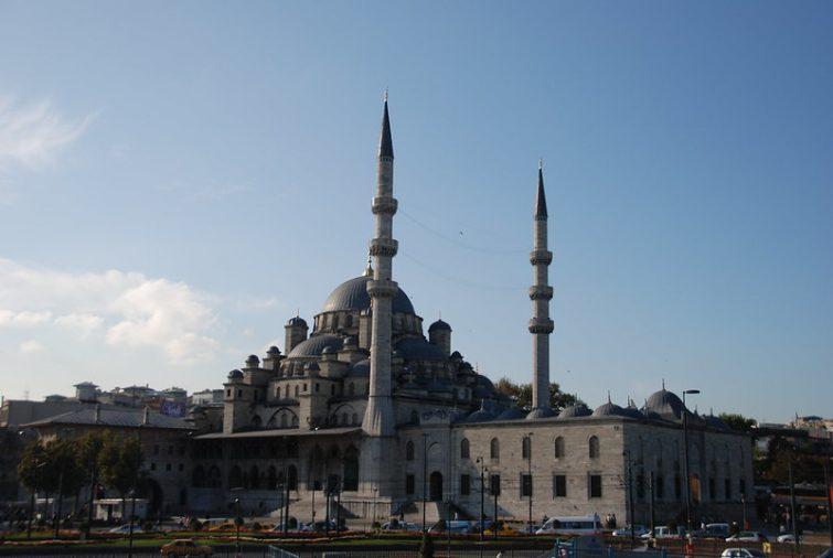 La mosquée Nouvelle