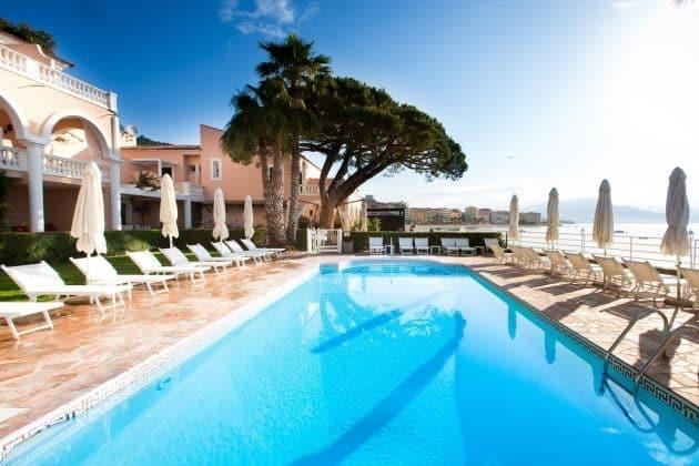 Les 16 meilleurs hôtels d'Ajaccio