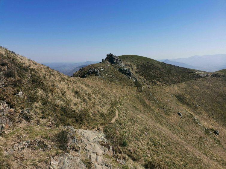 Buztanselai - Ubedo randonnees Pays Basque français