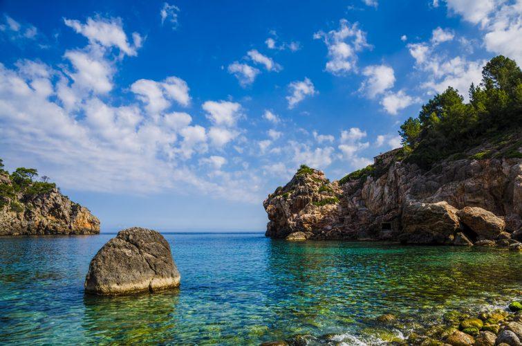 Cala Deia - plongée Majorque