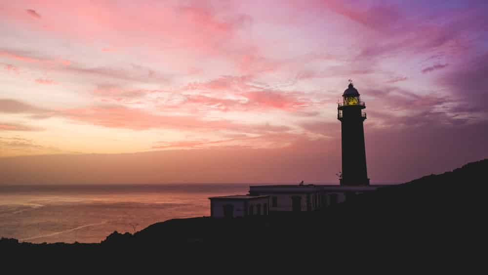 Le phare de Orchilla - observer les étoiles aux Canaries