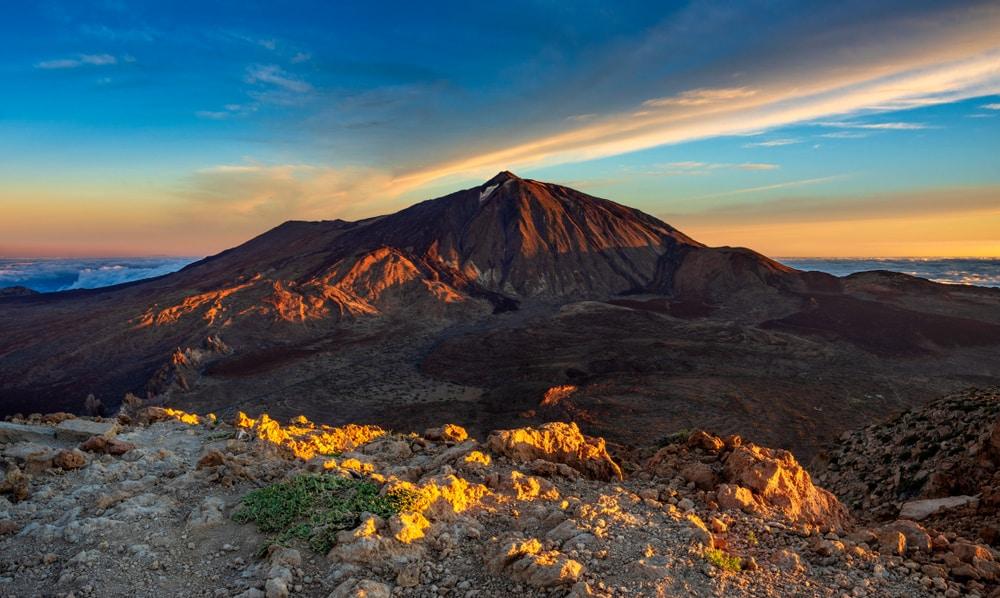 La montagne de Guajara - observer les étoiles aux Canaries