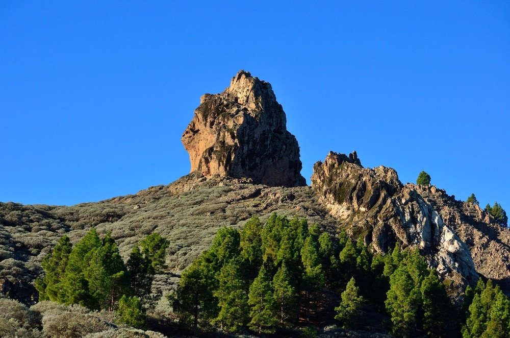 Roque Saucillo - observer les étoiles aux Canaries
