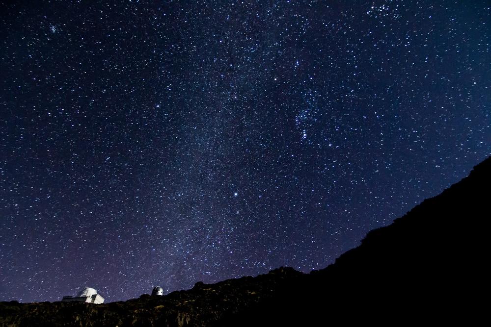 Le Roque de los Muchachos - observer les étoiles aux Canaries