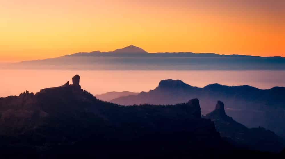 La zone de loisirs Las Nieves - observer les étoiles aux Canaries