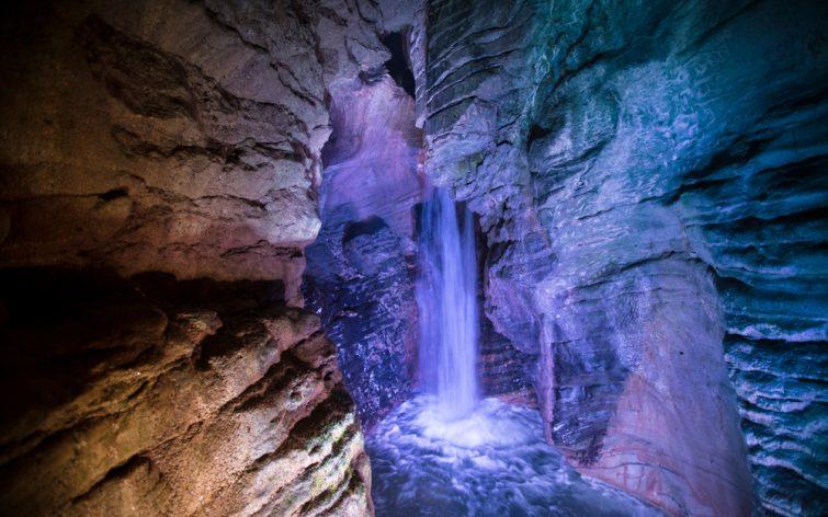 Cascades du Varone - visiter Lac de Garde