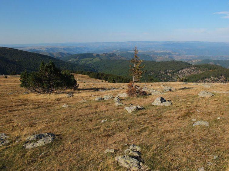 Col de Prat Peyrot – Mont Aigoual – L'Hort de Dieu