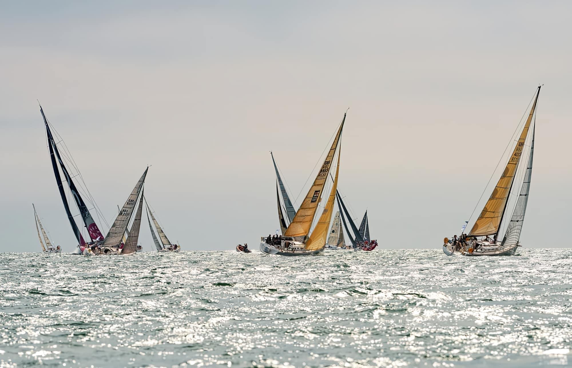 Fastnet Race - courses bateaux