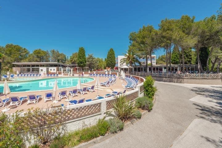villages vacances côte d'Azur : Lou Pigno - Le Pradet