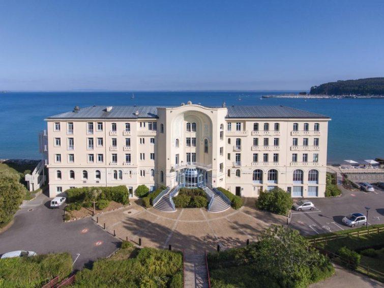 Le Grand Hotel - vacances bretagne famille