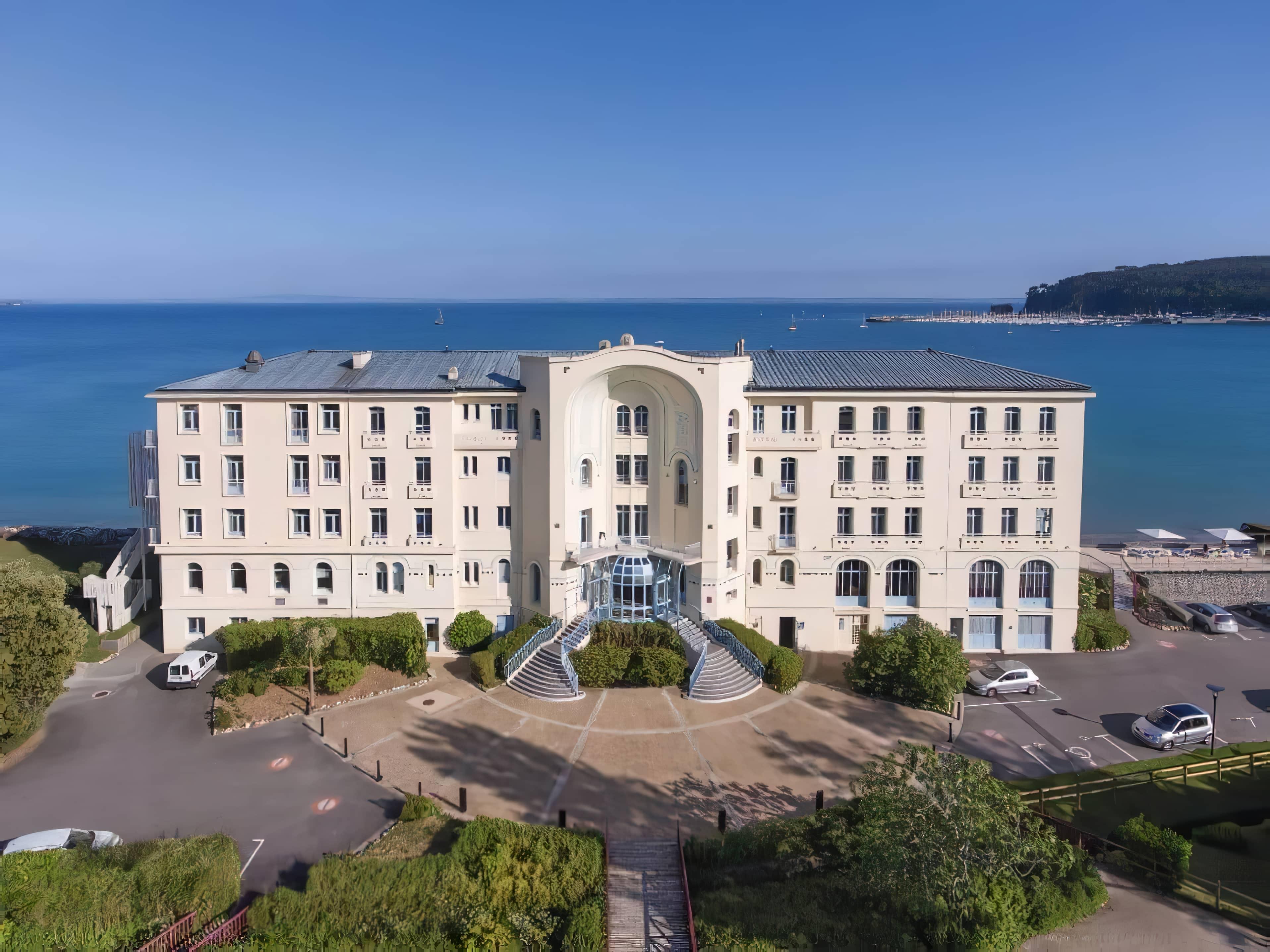 Villages vacances Bretagne : Le Grand Hotel