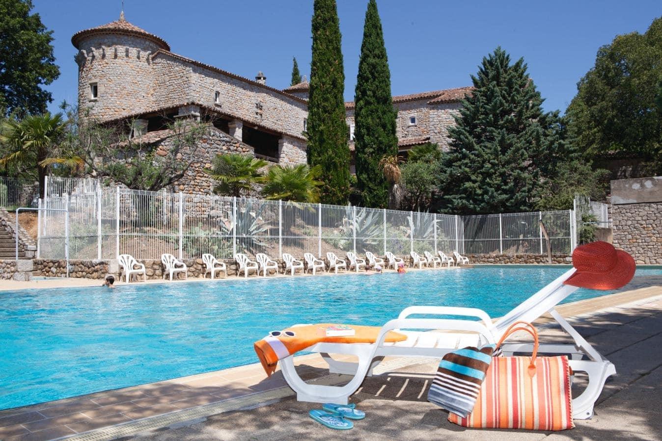 Villages vacances Ardèche : Lou Castel