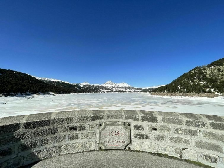 La Boucle des 12 Lacs depuis le lac des Bouillouses