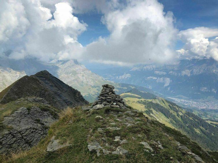 La Grande Croisse Baulet via Le Col du Jaillet