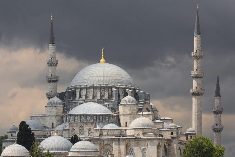 La mosquée de Soliman le Magnifique