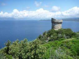 La presqu'île de Capu du Muru