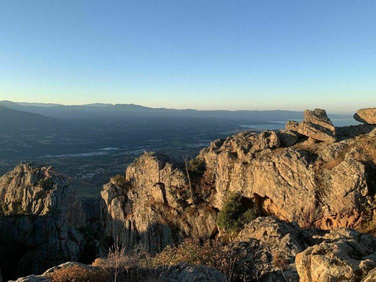 L'ascension du Monte Gozzi