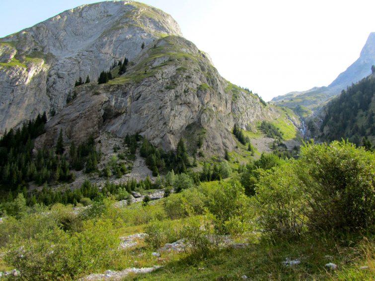 Le Col de la Vanoise
