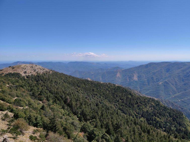 Le Mont Aigoual randonnees